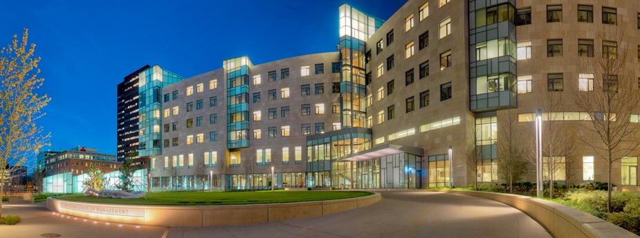 MIT Sloan's campus