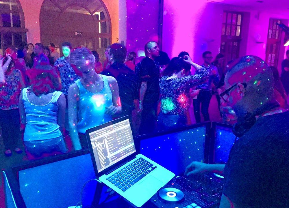 DJ service barcelona