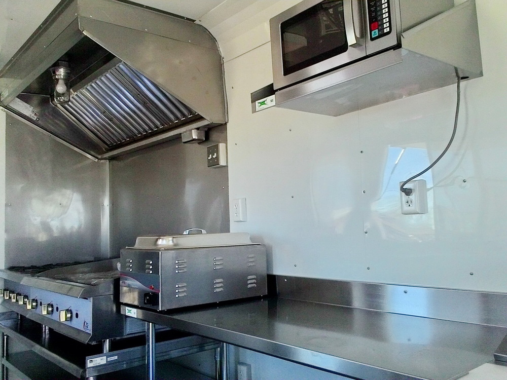 custom concession trailers made in texas
