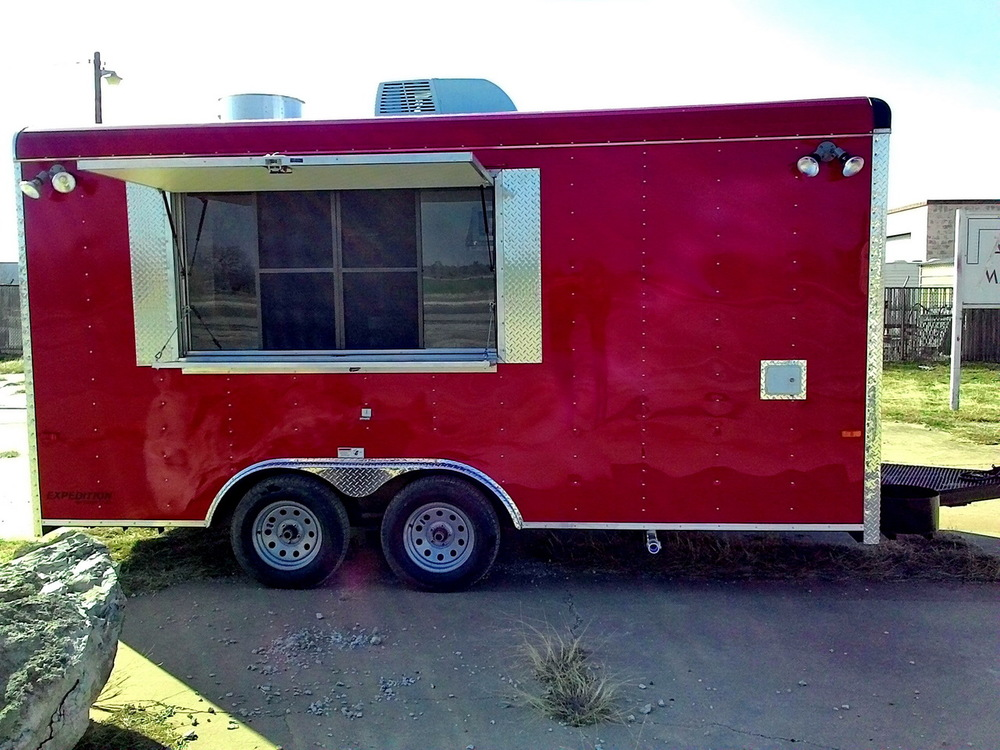 concession trailers custom built in texas