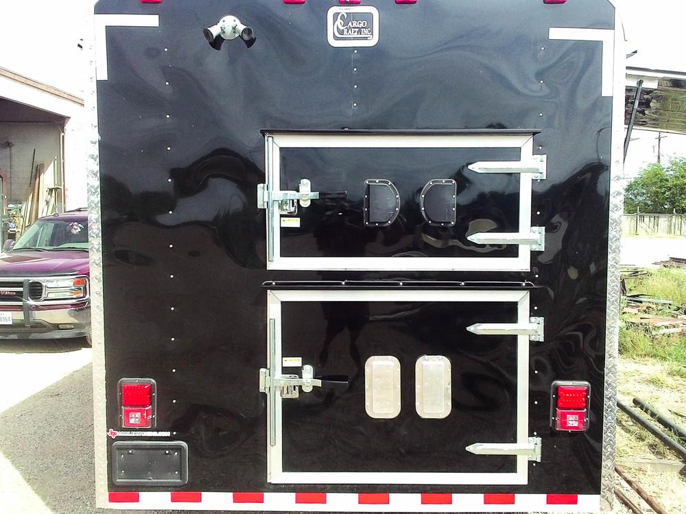 texas built custom concession trailers