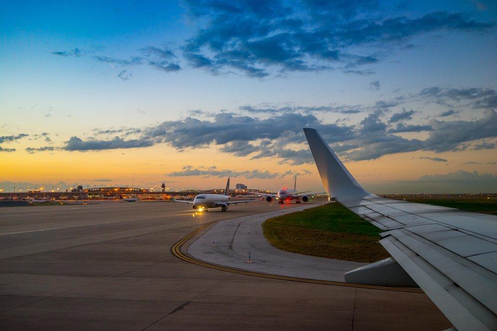 DFW International Airport, Irving, Texas