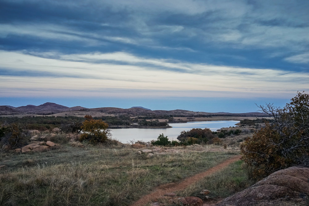 Wichita Mountain Wildlife Refuge