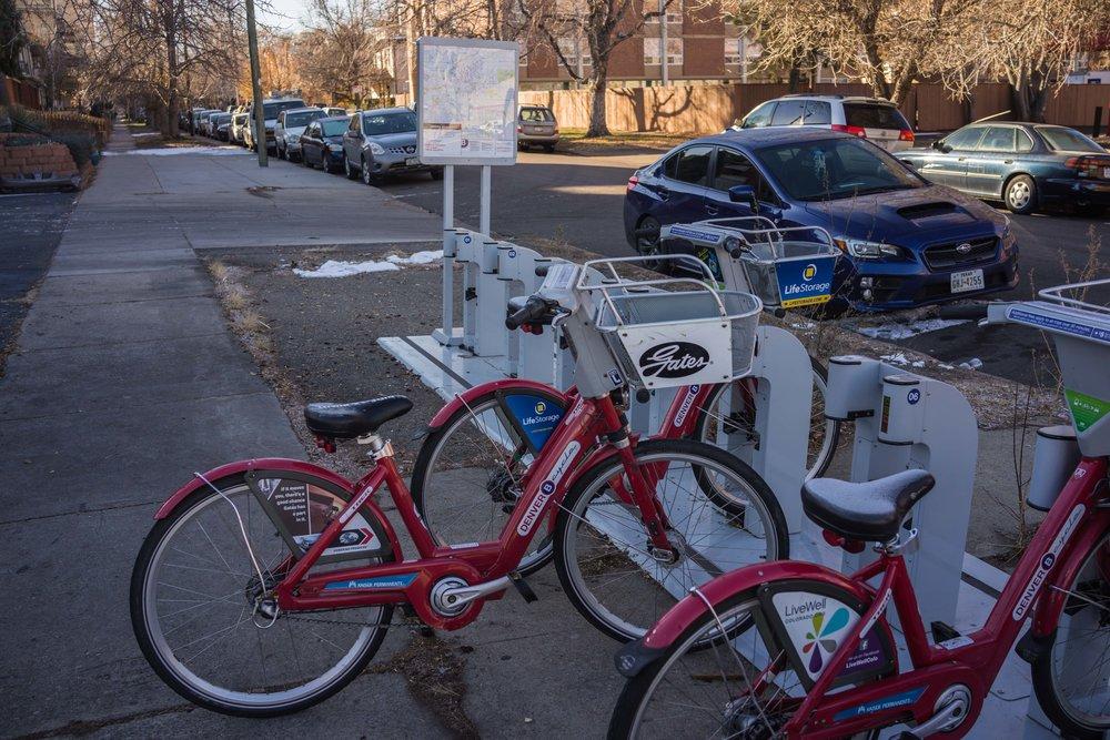 Denver B Cycle