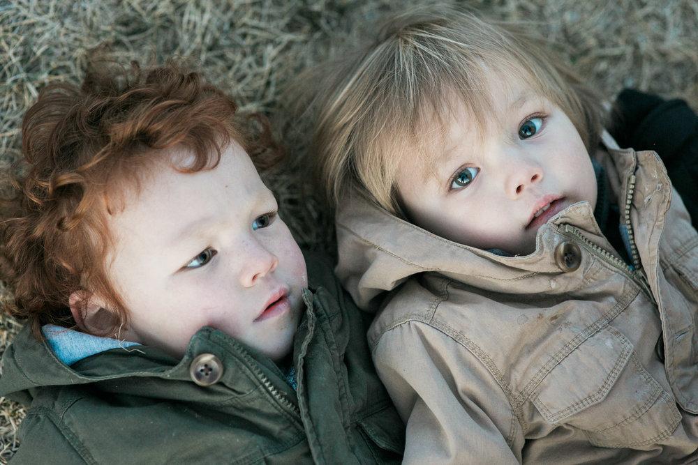Abram and Leo
