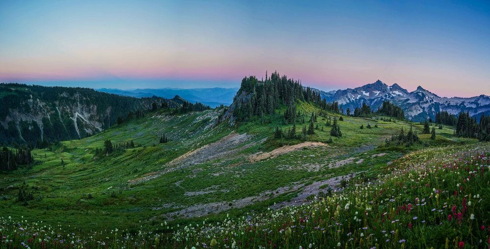Mazama Ridge