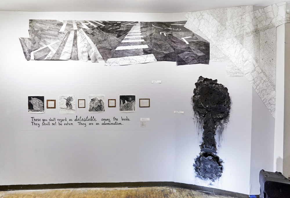 Relief Efforts installation