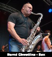 Bernd Chwatlina - Saxophon