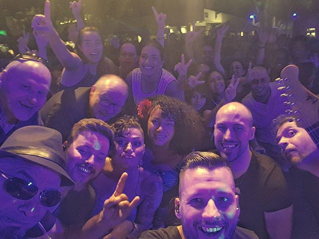 What a blast! The audience was hot like 🔥... Thank you Neu-Isenburg... Open Doors Festival 2017 #superphonix #live #band #hr1band2013 #vocals #drums #bass #guitar #keys #sax #music #inear #stagediver4 #music #musiclife #opendoorsfestival #neuisenburg