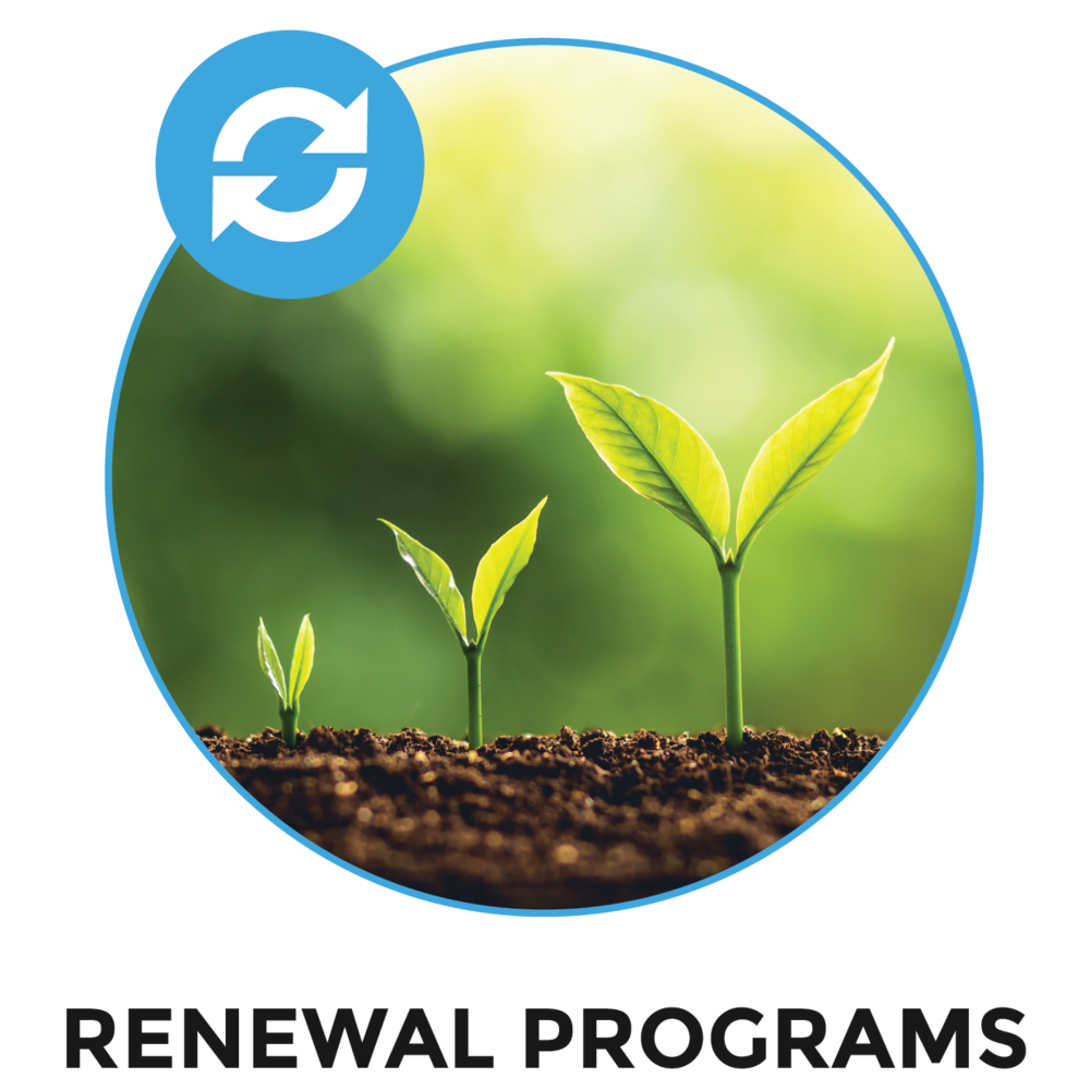 Renewal Programs