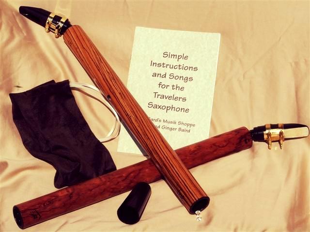 Traveler's Saxophone