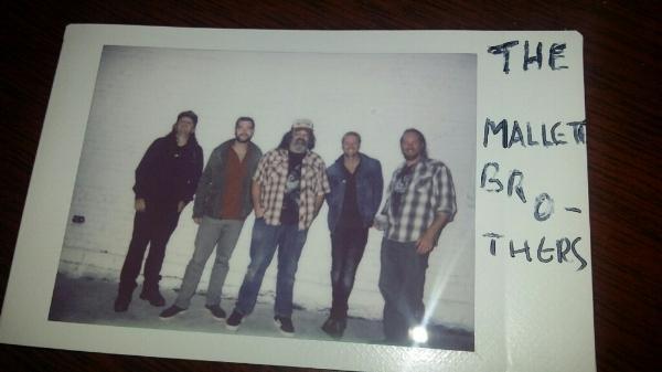 Classic Polaroid at the Raccoon Motel