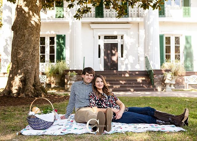 Picnic love! Whatever the occasion, #RiverwoodMansion is a wonderfully unique place to celebrate!