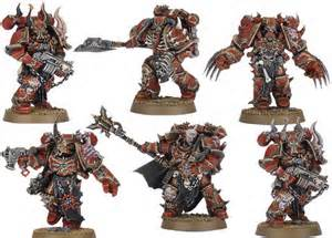 Do I add some Word Bearers, daemons and cultists to my Death Guard army...