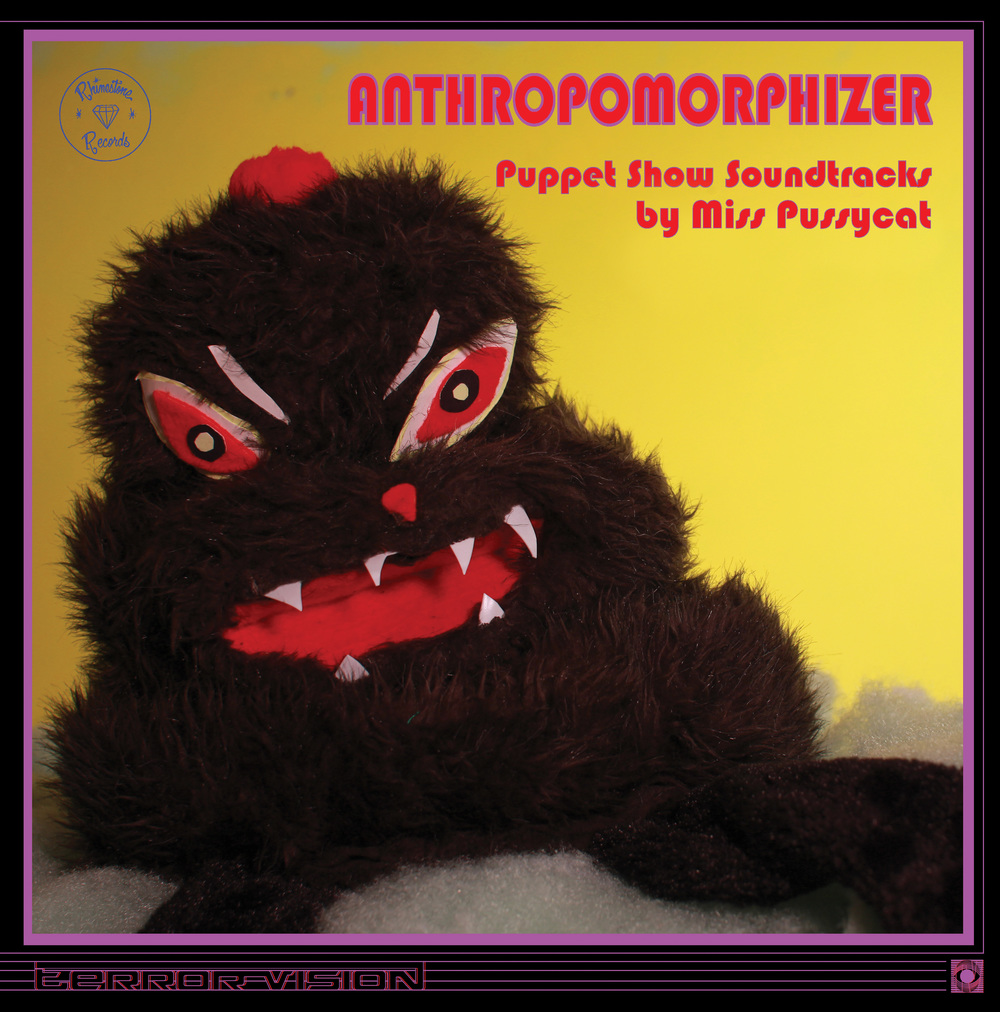 miss pussycat -  anthropomorphizer