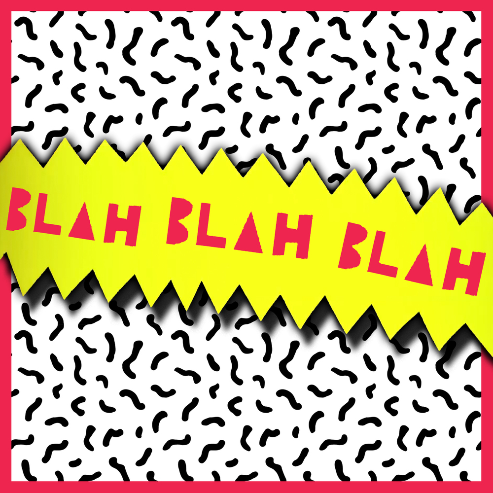 "Juliana wilson - ""Blah Blah blah"" (single)"