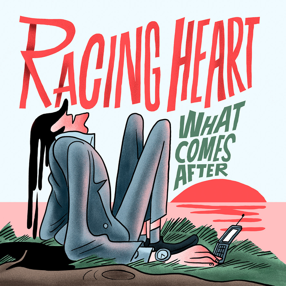 racing heart -  what comes after