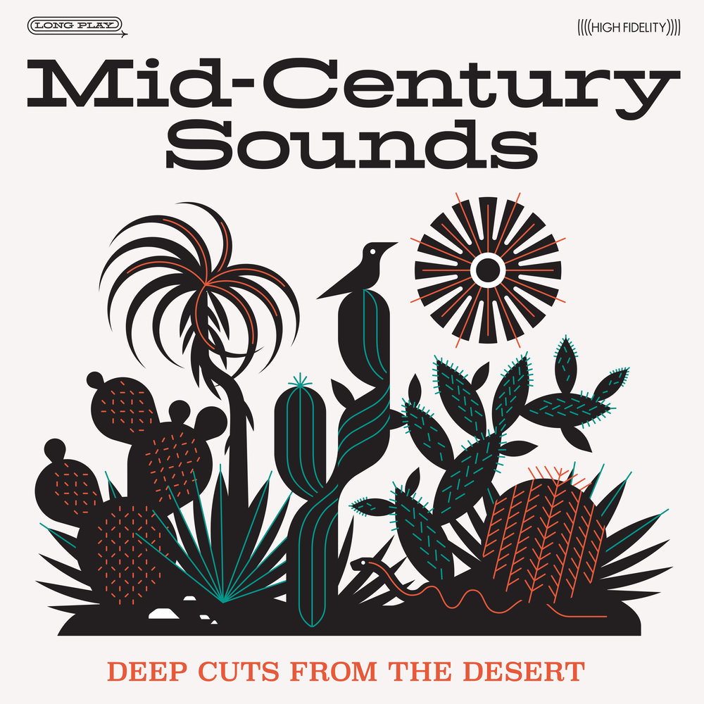 Mid-Century Sounds: Deep Cuts From the desert  (various artists)