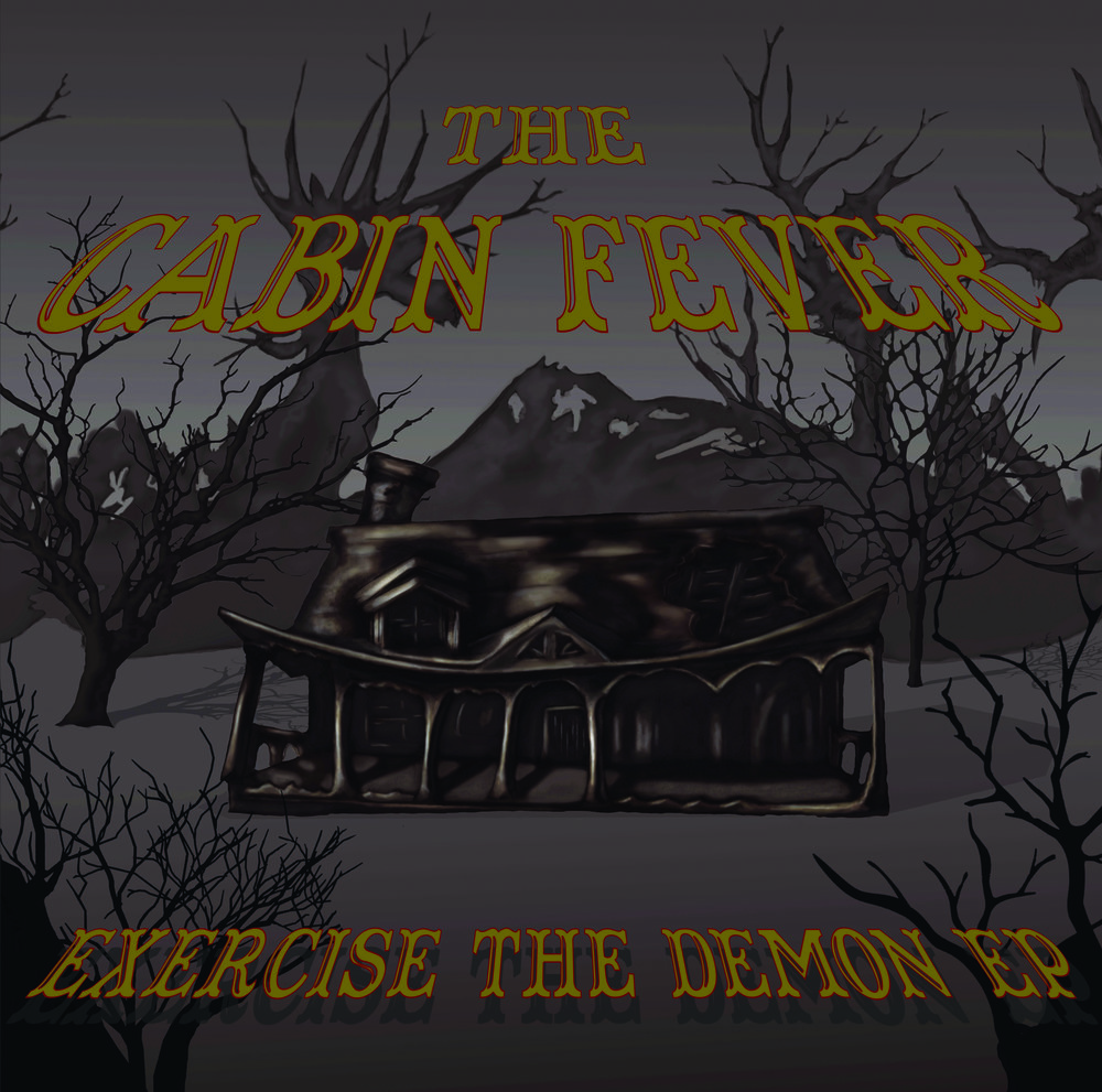 The Cabin Fever Exercise the demon EP coverart.jpg