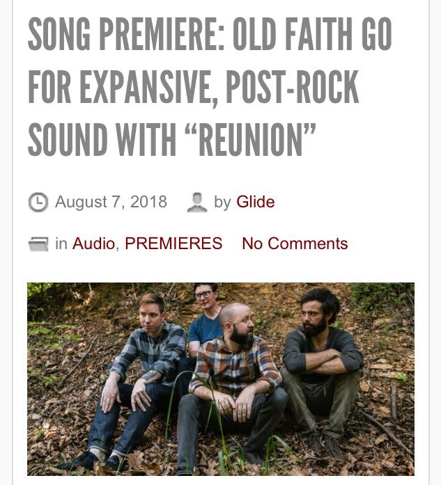 Old Faith — Noisy Ghost PR