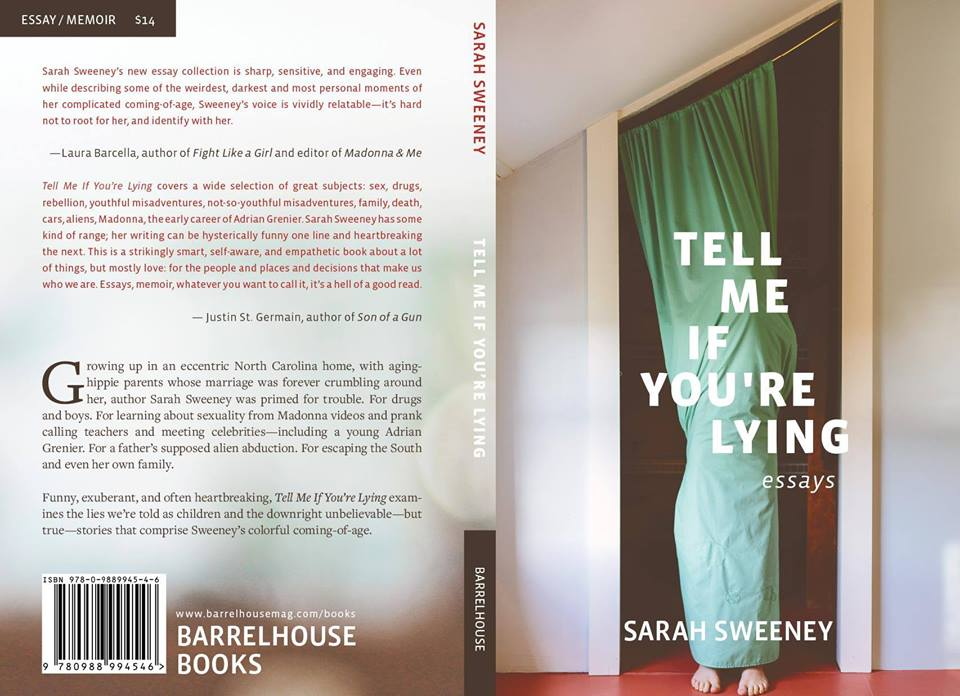 Tell Me If You're Lying Book Launch! — Tres Gatos