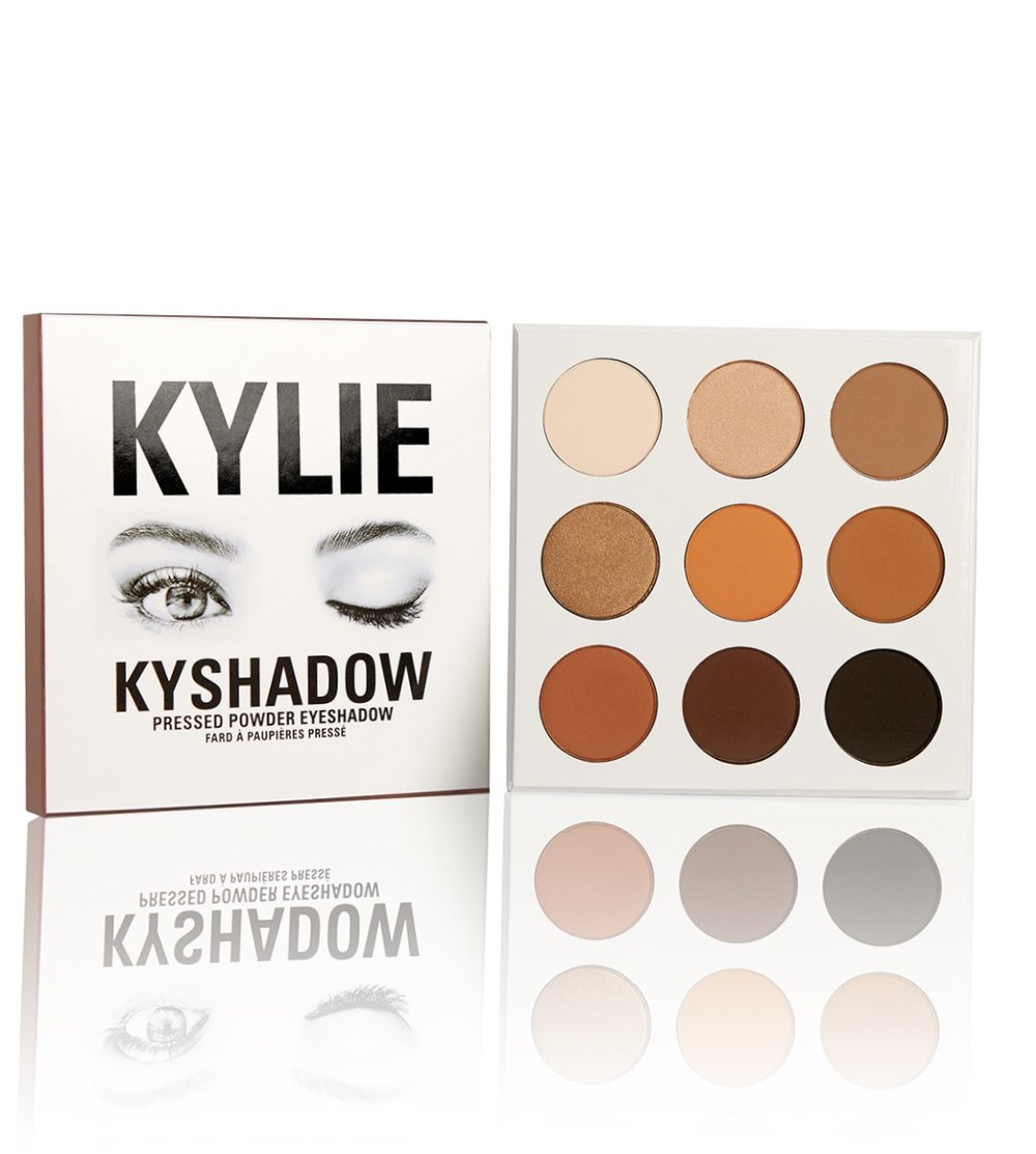 KYLIE KYSHADOW in GOLD PALETTE     So I have been eyeing(no pun intended!) this palette for quite some time now and finally caved and ordered it online! It is mainly matte colours which is great for keeping it fresh in the summer and not looking cakey during those hot days! The golds and coppers are always a great summer choice to enhance any eye colour while giving you a nice bronze summery feel! This palette is a must have summer purchase!!