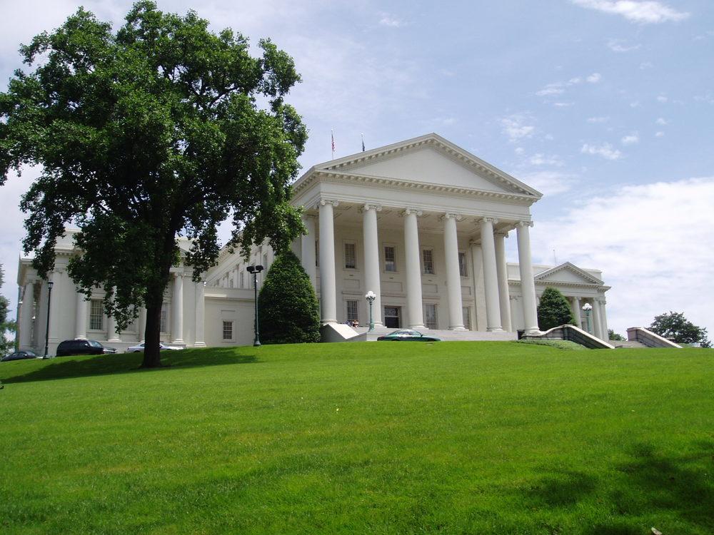 VirginiaCAN members at Virginia Legislative Day