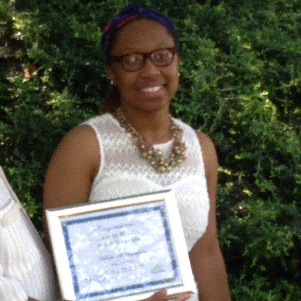 2013 Recipient Fatima Bangura