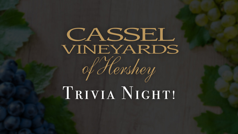 Events Calendar — Cassel Vineyards of Hershey