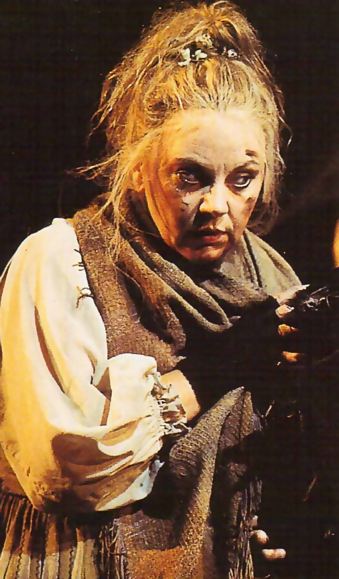 as Madame Thenardier