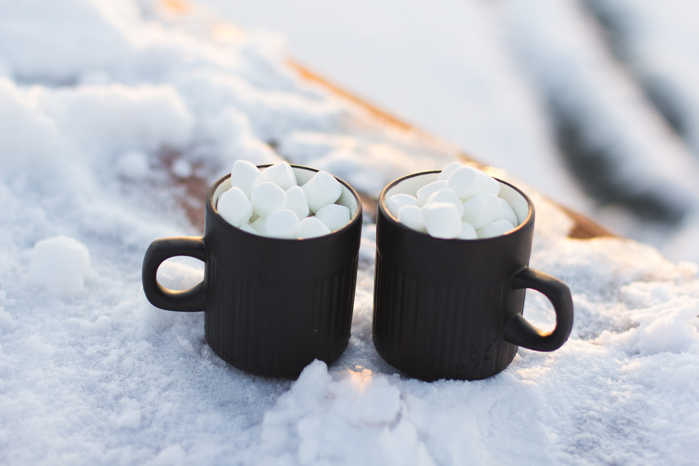 hot chocolate for two