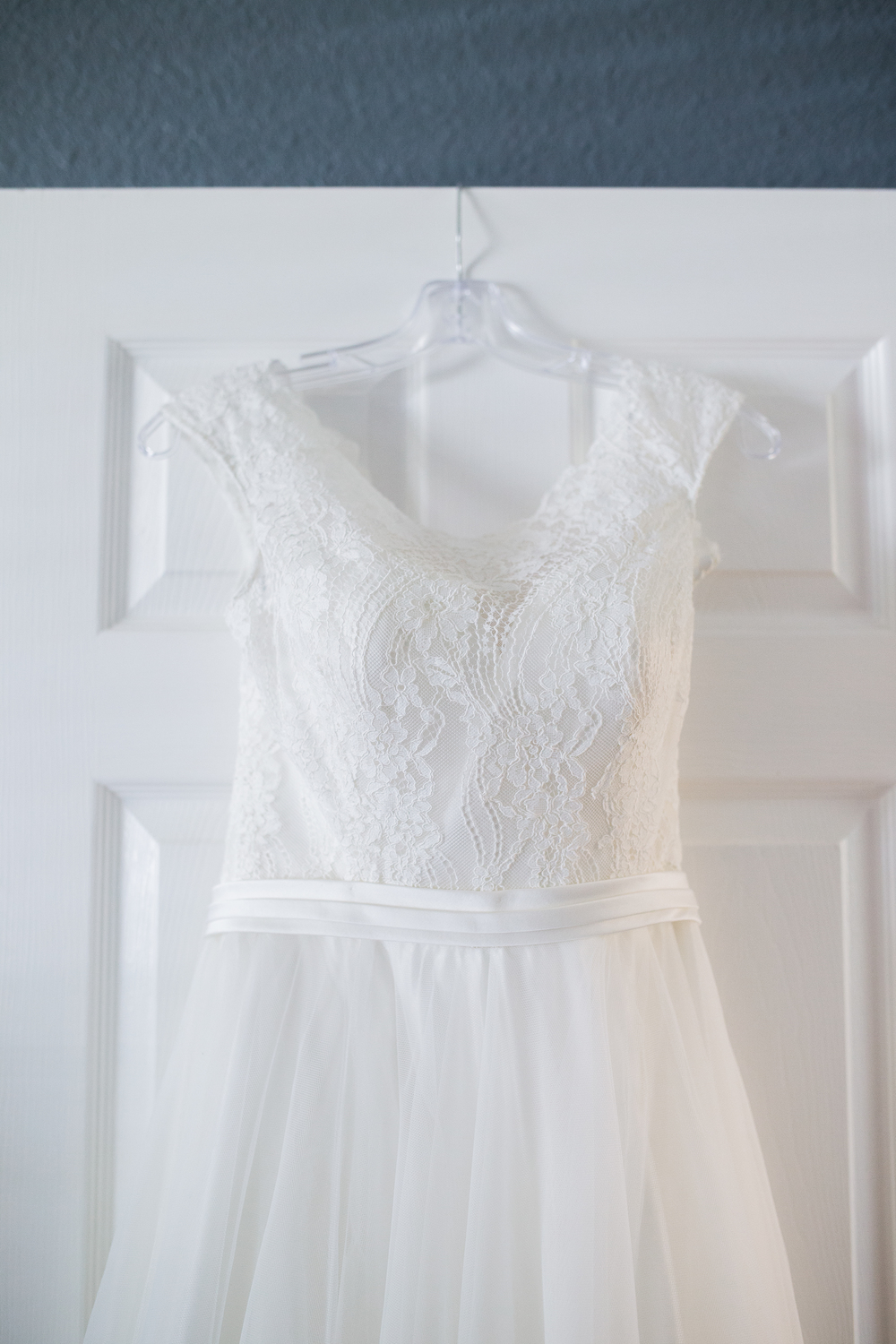 Lace wedding gown - Coohills Wedding