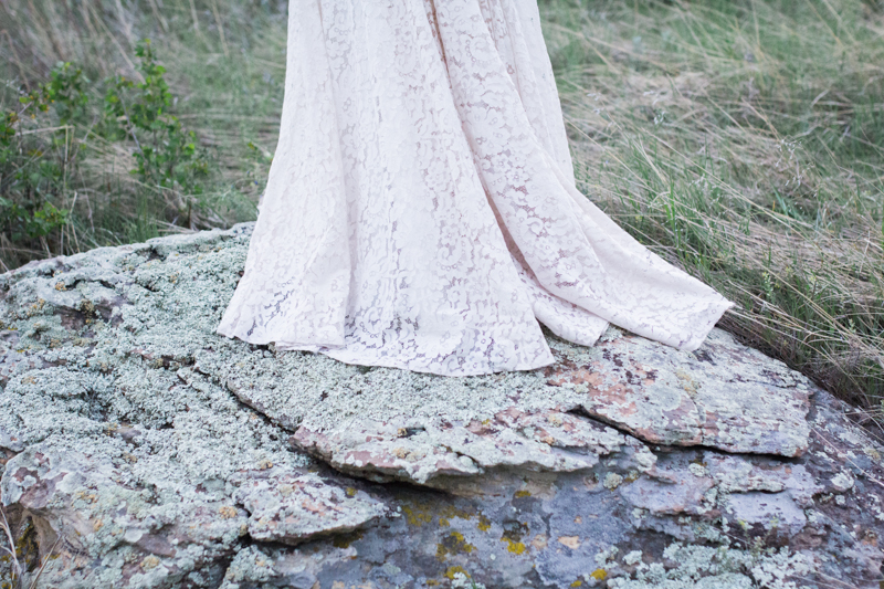 Truvelle gown - Colorado Mountain Wedding Photographer