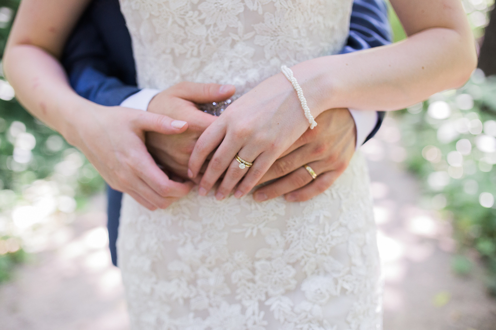 intimate wedding details in Colorado