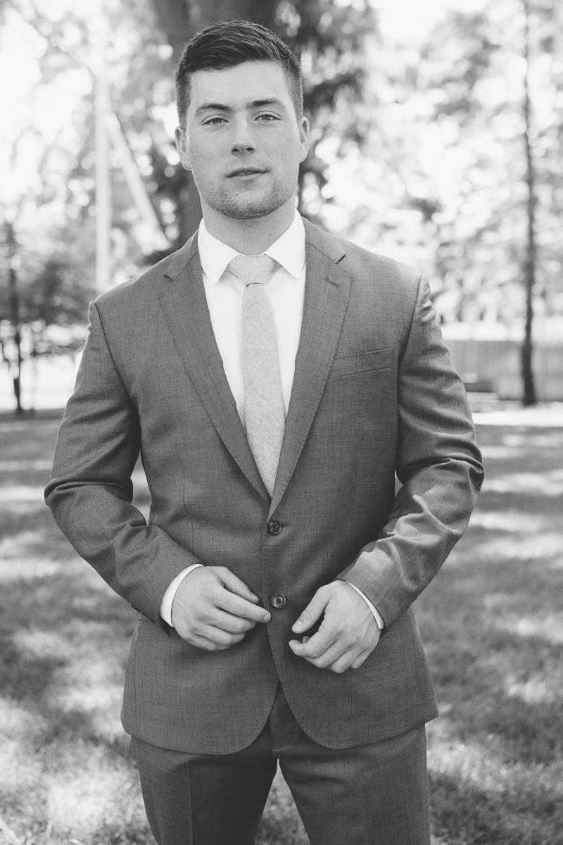 GQ Woodhead groom