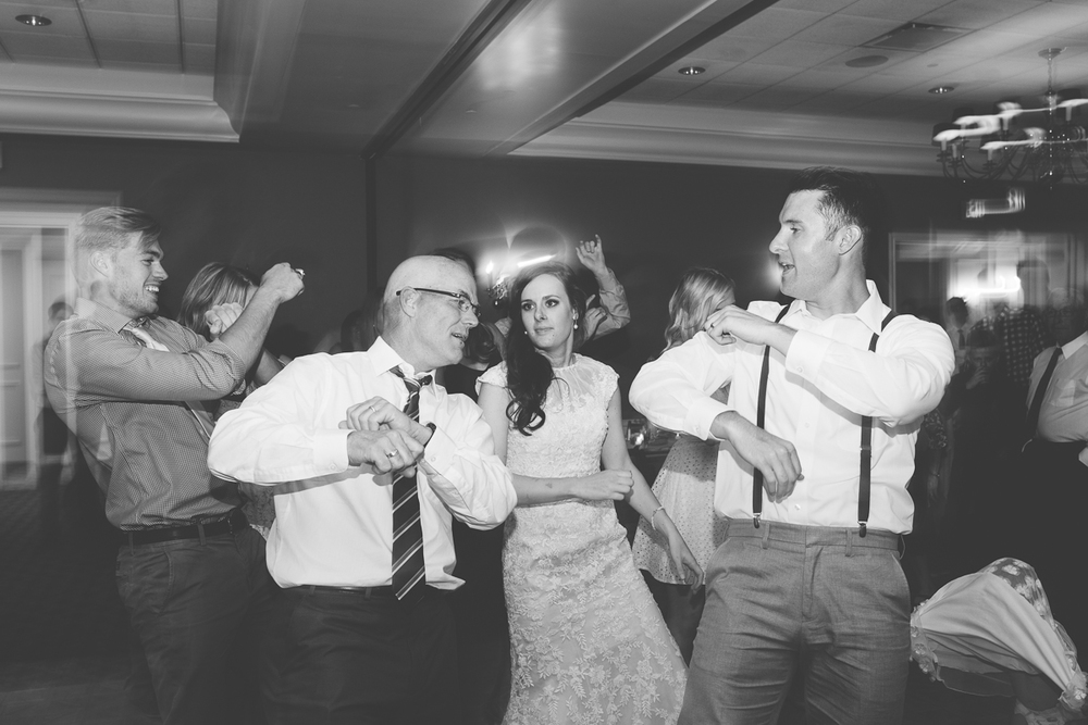 wedding dance with grandpa