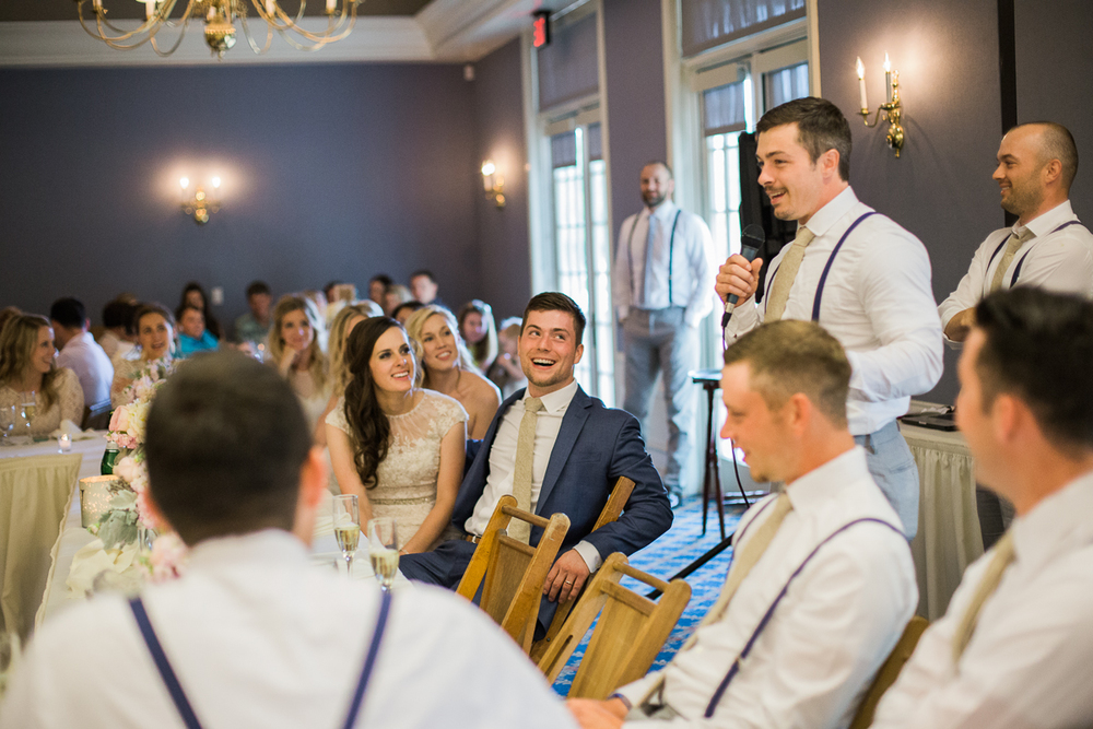Colorado wedding speeches