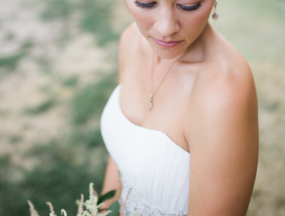 bridal pictures at four mile historic park