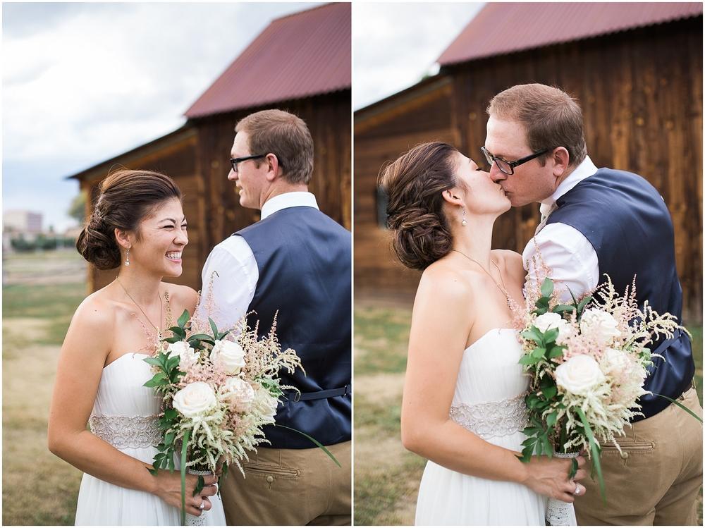 colorado mountain wedding