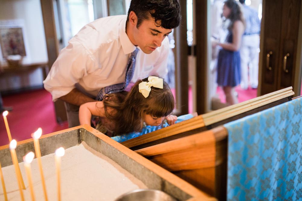 Colorado religious wedding