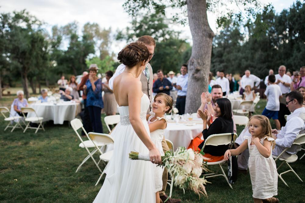Colorado four mile historic park wedding