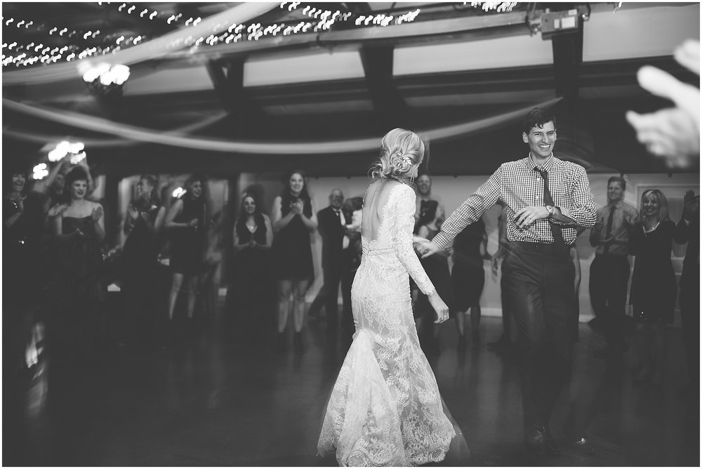 Church Ranch Event Center Dance
