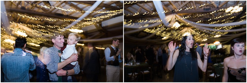 Church Ranch Event Center Wedding Reception