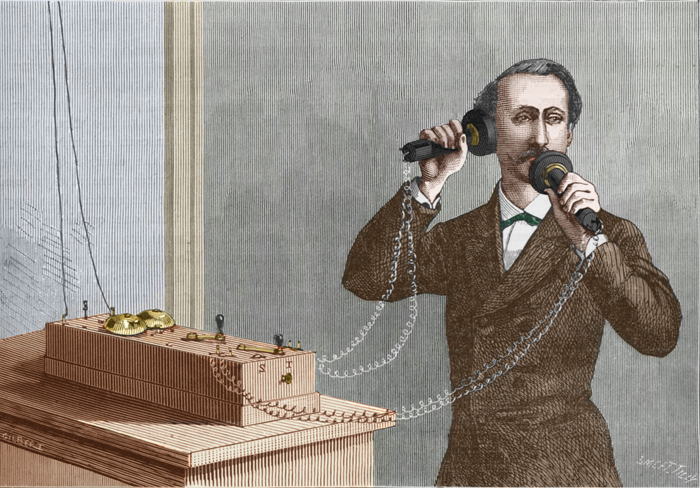 Bell telephone, SA5648