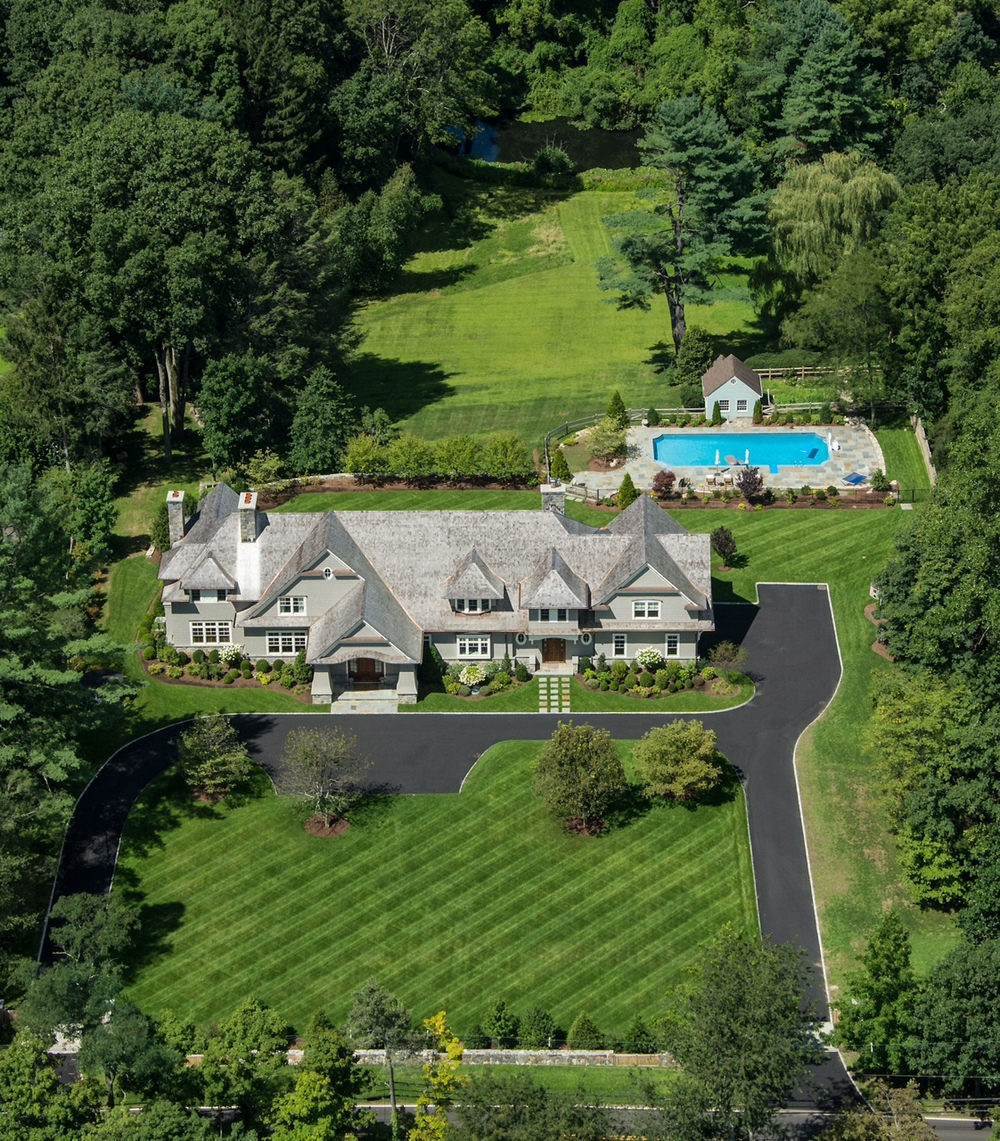 Greenwich Ct Luxury Mansions: Greenwich Real Estate Expert