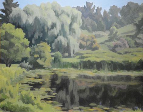 Grossman Pond