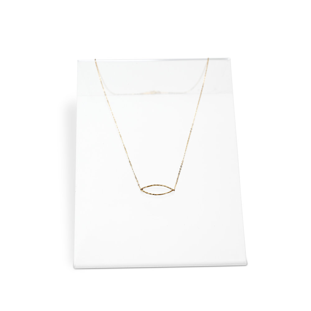 PERMANENCE NECKLACE -