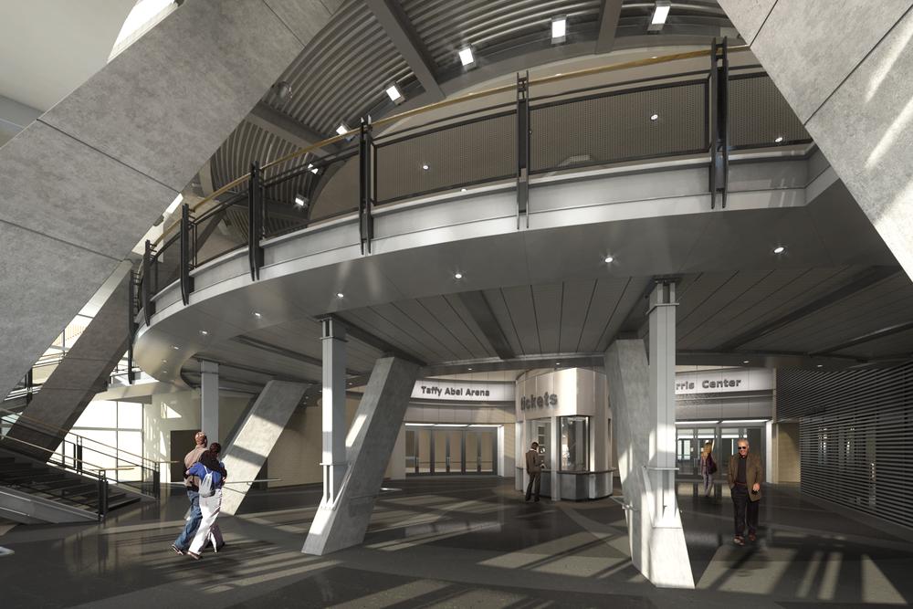 LSSU - Norris Center Grand Atrium