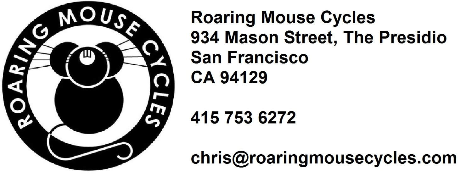 Roaring Mouse Cycles