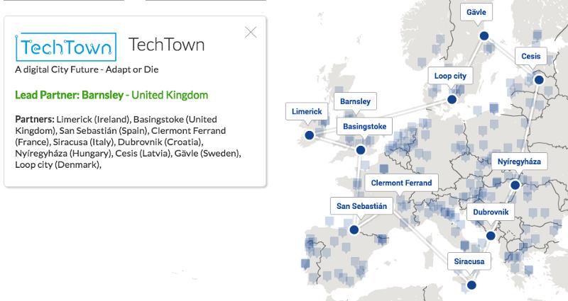 Source: http://urbact.eu/interactive-map?network=7454